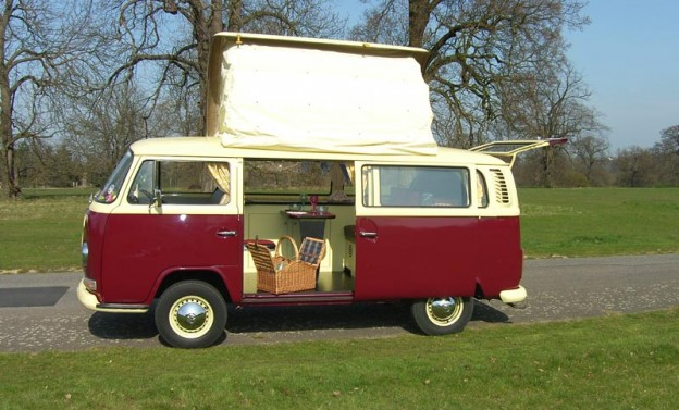 Campervan Hire Essex