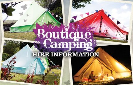 BOUTIQUE CAMPING Bell Tent Hire for Parties Weddings and Events & Bell Tent HIre for parties weddings and events