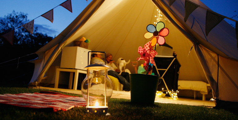 gl&ing-isle-of-wight-bell-tent-2 & glamping-isle-of-wight-bell-tent-2 | Love Glamping