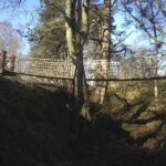 glamping-northumberland-swing-bridge