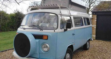 Hire a writer vw campervan uk hampshire