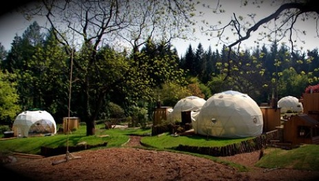 glamping-gloucestershire-the-dome-garden