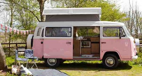 ISLE OF WIGHT CAMPER HOLIDAYS Campervan Hire The Isle Of Wight