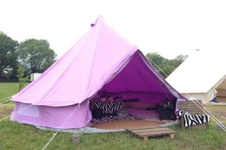 glamping-wiltshire-longleat-botany-camping-site-purple-bell-tent