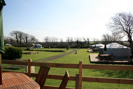 glamping-cornwall-east-thorne-view