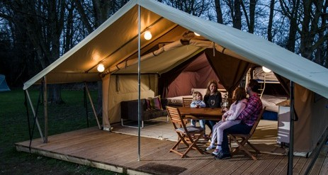SCONE READY CAMP Gl&ing Scotland & Glamping Scotland