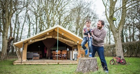 Glamping Worcestershire