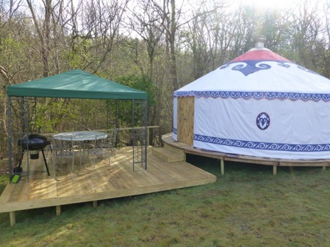 WOODSIDE SPA AND GLAMPING