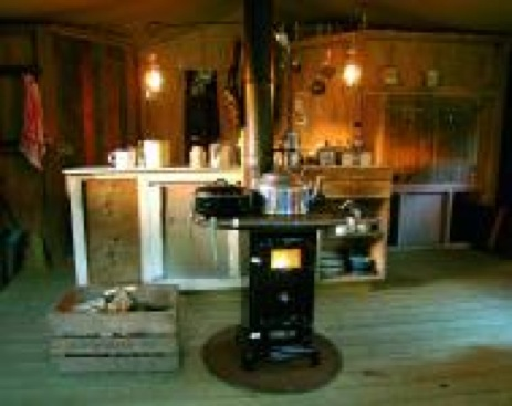 GLANMOR ISAF FEATHERDOWN FARM Glamping North Wales