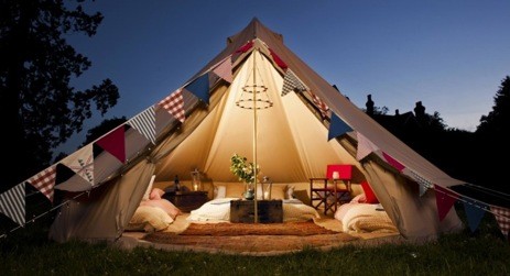 GLAMPING HOLIDAY Glamping in Surrey and Sussex
