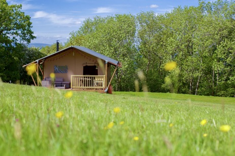 glamping-wales-drovers-rest-the beautiful safari-tent