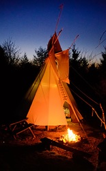 glamping-wales-larkhill-tipis-the-teepee