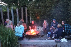 glamping-cornwall-luxury-cornish-yurts-group-campfire-s