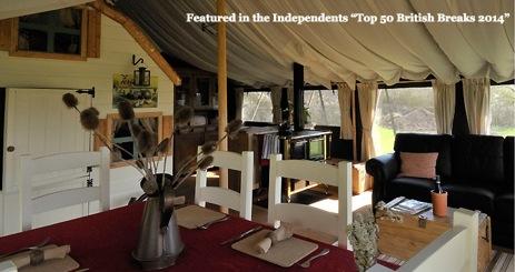 glamping-wiltshire-mill-farm-safari-tent-living-area