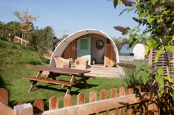 STONEHENGE GLAMPING PODS Glamping Wiltshire
