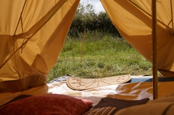glamping-cornwall-west-kellow-yurts-bell-tent
