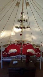glamping-worcestershire-ling-bell-tent-bed-s