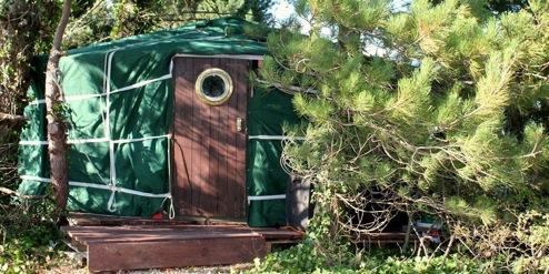 glamping-hampshire-marina-yurts