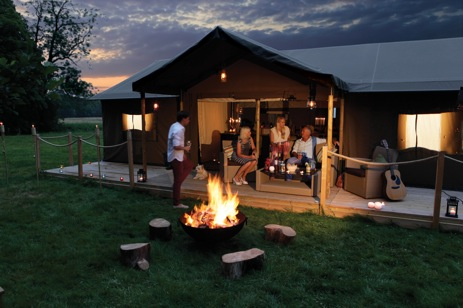 SAFARI TENTS IN LANCASHIRE