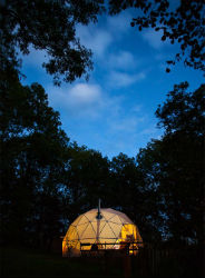 glamping-with-hot-tub-wales-cosy-under-canvas-dome-at-night-s