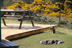 glamping-scotland-kelburn-estate-yurt-deck-small