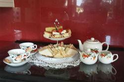glamping-kent-romany-dreams-cream-tea