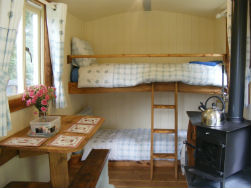 glamping-sussex-near-brighton-waydown-huts-the-hut-bunks