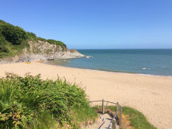 glamping-wales-sloeberry-farm-beach