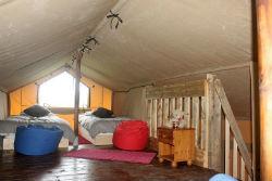 glamping-hamsphire-beechen-safari-tent-twin-beds
