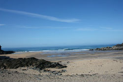 glamping-cornwall-little-trethvas-white-sandy-beach