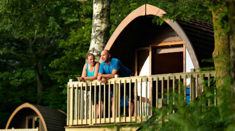 PARK CLIFFE CAMPING PODS Glamping The Lake District
