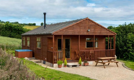 glamping-wales-with-hot-tub-cwmgwannon-the-cabin