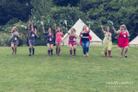 glamping-leicestershire-vale-house-belvoir-hen-parties