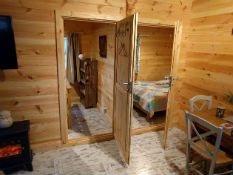 Glamping-Suffolk-West-Stow-Cabin-Christmas-3