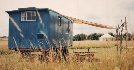 glamping-norfolk-lings-meadow-living-van-rear