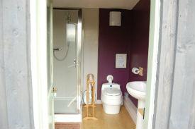 glamping-scotland-isle-of-arran-runach-arainn-yurt-shower-s