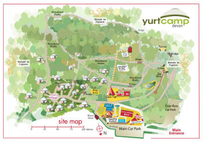 glamping-devon-yurt-camp-the-map