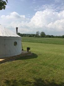 glamping-dorset-home-farm-camping-inside-yurt-s