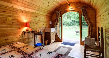 glamping cotswolds uk