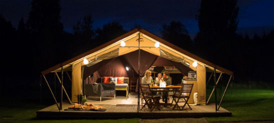 MABLETHORPE READY CAMP Glamping Lincolnshire