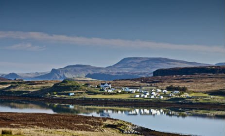 ISLE OF SKYE CLUB SITE Glamping Scotland Isle of Skye
