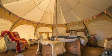 LOTUS BELLE TENTS AT HILL FARM Gl&ing The Cotswolds & Glamping The Cotswolds