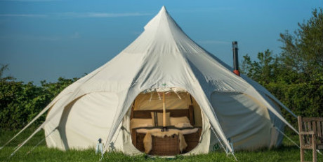 Glamping The Cotswolds