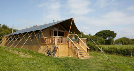 GLAMPING THE WIGHT WAY Glamping Isle of Wight