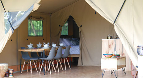 KAYA LODGE Glamping Suffolk