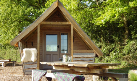 LONGACRES CAMPING Glamping Surrey and London