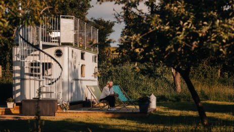 THE GLAMPING ORCHARD Glamping The Cotswolds