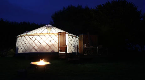 WALNUT FARM Glamping Dorset