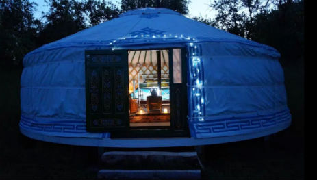 THE ORCHARD GETAWAY Glamping Worcestershire and The Cotswolds