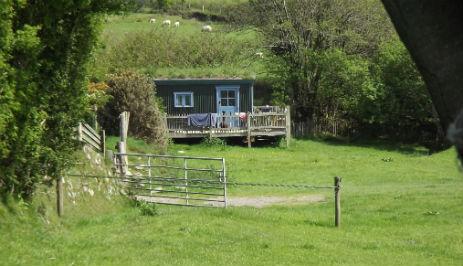 WESTLAND FARM Glamping Devon with Hot Tub